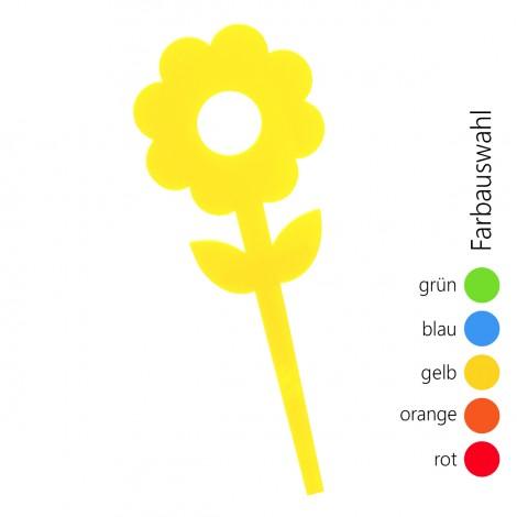 SUNPLAY Blumenstecker Blume - Farbe wählbar