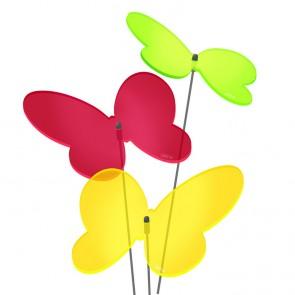 """Schmetterlinge """"Marie"""" 6x 10cm Farbmix"""