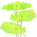 Palmenblätter 3x 20cm Grün